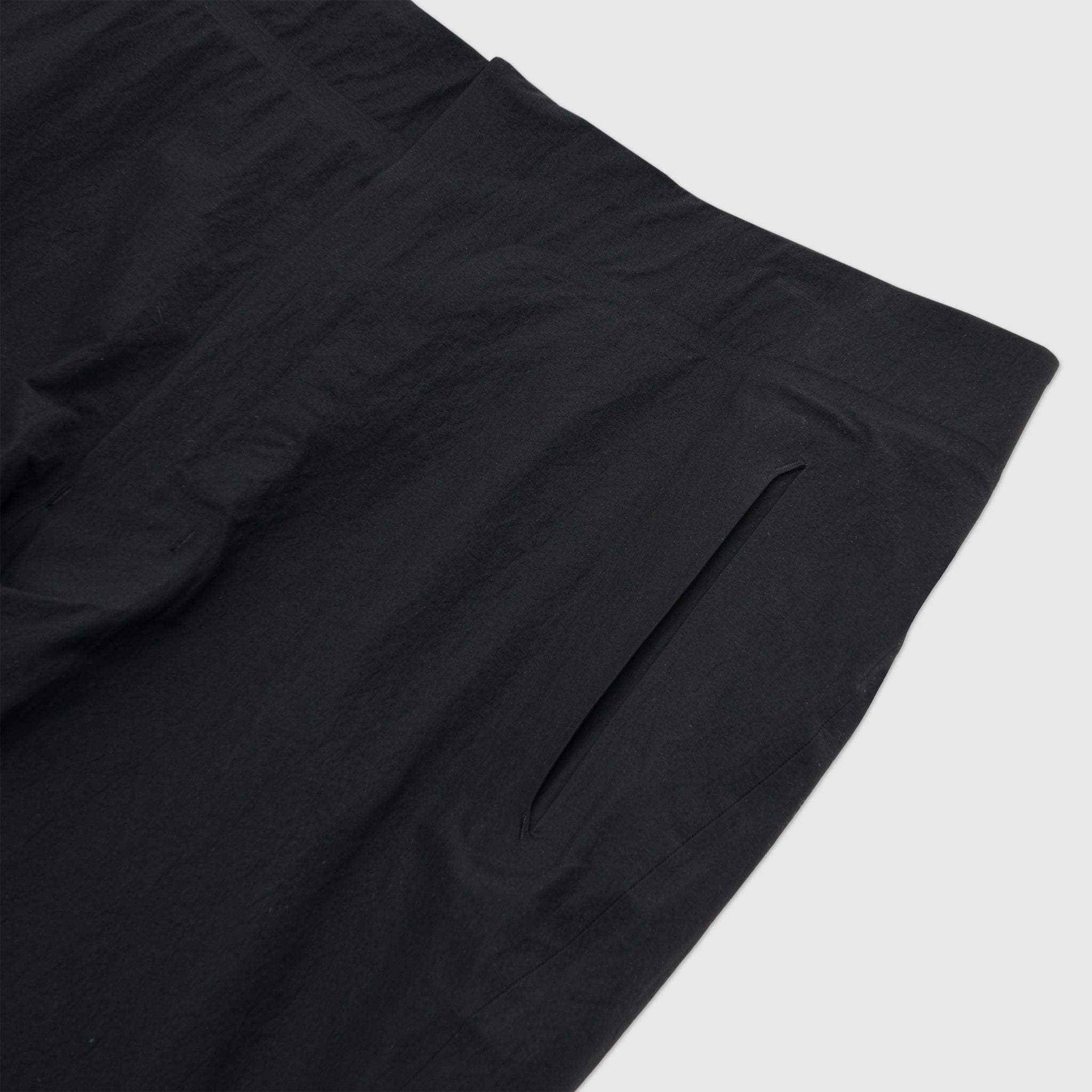 DESCENTE LAYERED GAITER RELAXED FIT PANTS