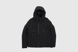 "DESCENTE ALLTERRAIN MIZUSAWA DOWN JACKET ""MOUNTAINEER"" X BYBORRE"