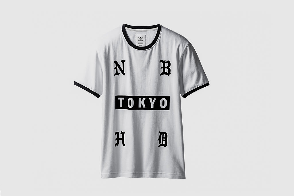 "ADIDAS SSL TEE  NBHD ""NEIGHBORHOOD"""