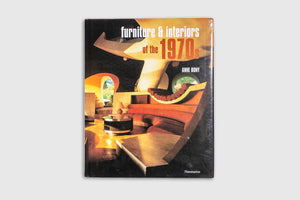 FURNITURE & INTERIORS OF THE 1970S