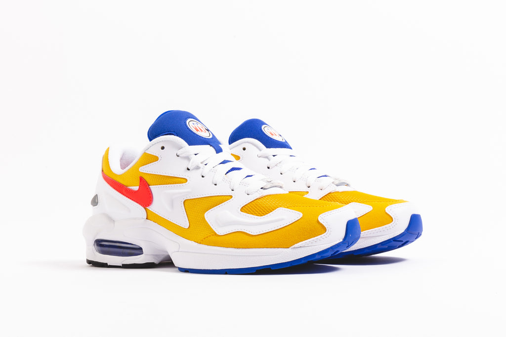 "AIR MAX2 LIGHT ""UNIVERSITY GOLD"""