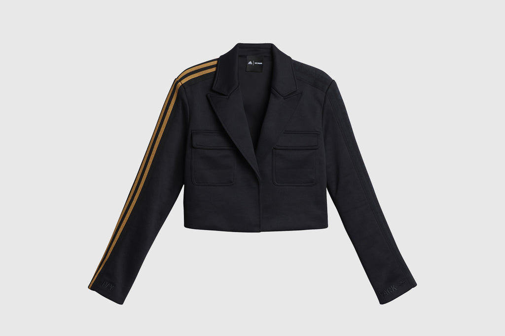 ADIDAS ORIGINALS CROP SUIT JACKET X IVY PARK