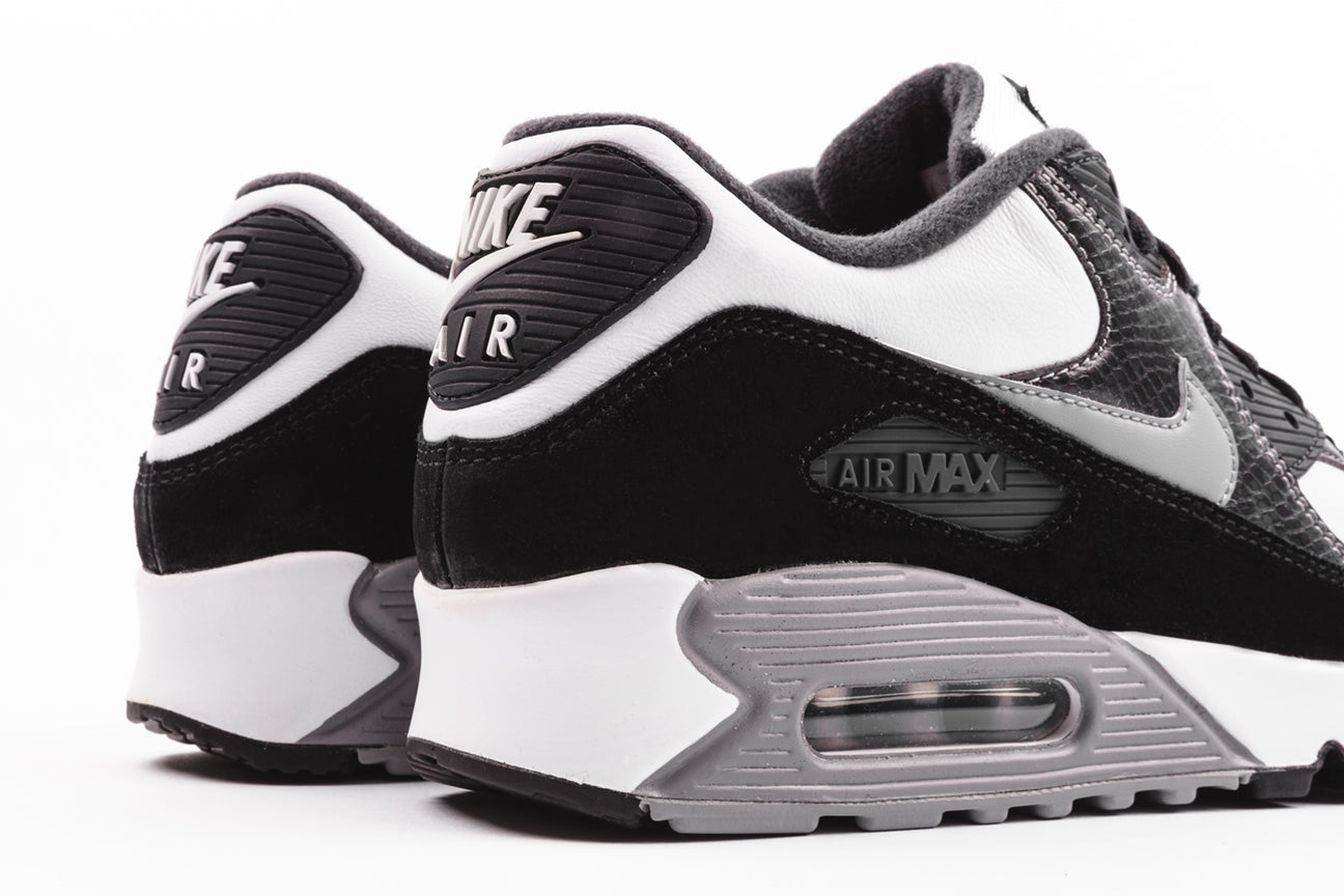 Nike Air Max 90 QS 'Python' WhiteParticle Grey Anthracite CD0916 100