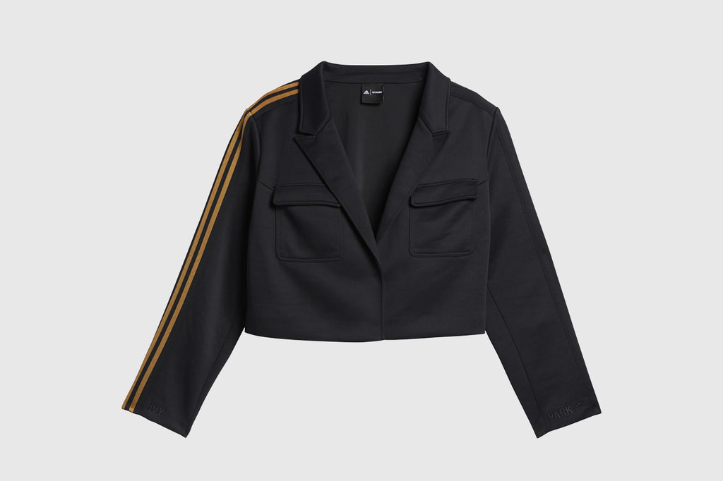 ADIDAS ORIGINALS CROP SUIT JACKET X IVY PARK (PLUS SIZE)