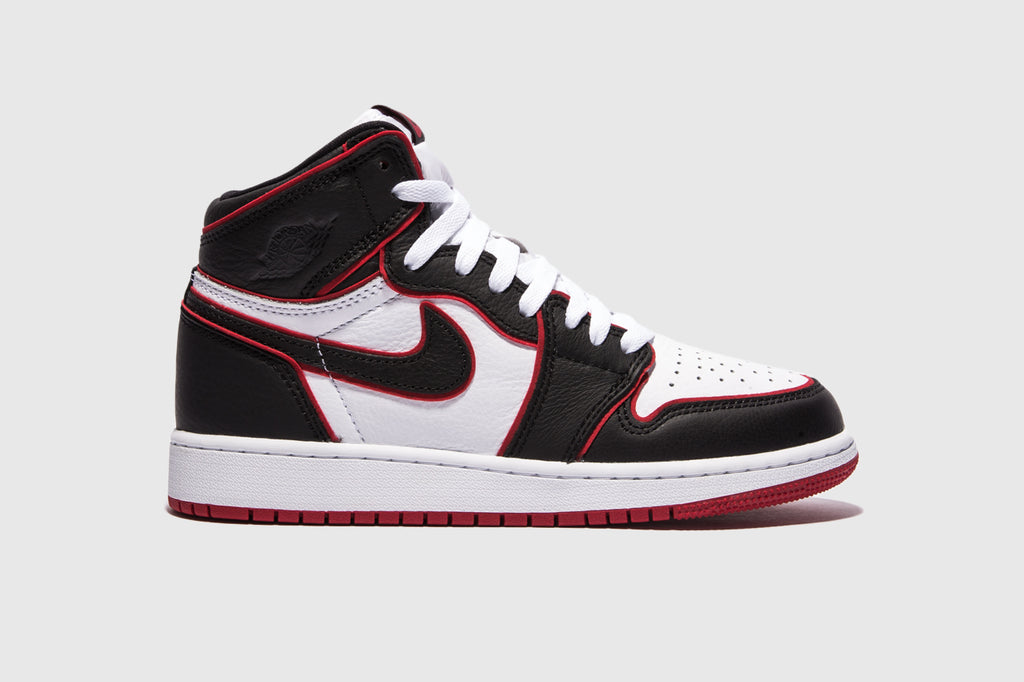 "AIR JORDAN 1 RETRO HIGH OG (GS) ""BLOODLINES"""