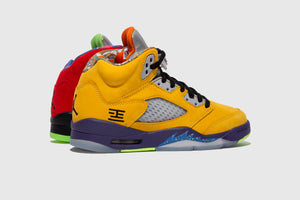 "AIR JORDAN 5 RETRO SE (GS) ""WHAT THE?"""
