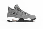 "AIR JORDAN 4 RETRO (GS) ""COOL GREY"""