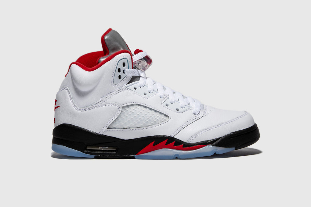 "AIR JORDAN 5 RETRO (GS) ""FIRE RED"""