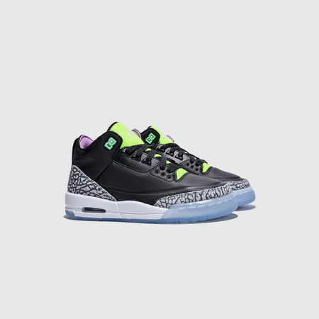 "AIR JORDAN 3 RETRO SE (GS) ""ELECTRIC GREEN"""