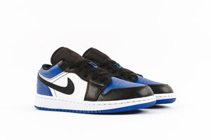 "AIR JORDAN 1 LOW (GS) ""ROYAL TOE"""