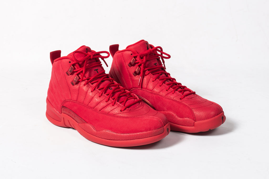 "AIR JORDAN 12 RETRO ""GYM RED"""