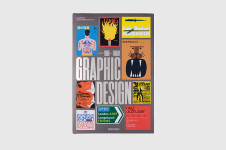 TASCHEN HISTORY OF GRAPHIC DESIGN VOL 2