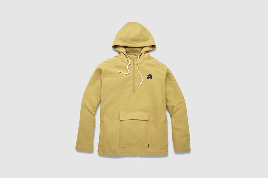 "CONVERSE X GOLF LE FLEUR ANORAK ""BURLAP COLLECTION"""