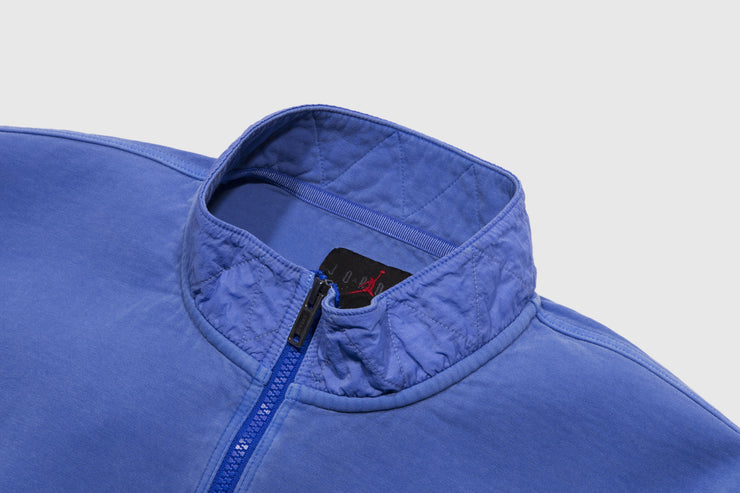 "JORDAN 23 ENGINEERED HALF ZIP SWEATER ""ROYAL"""