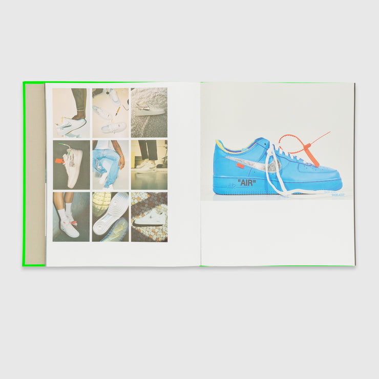 "ICONS ""SOMETHING'S OFF"" BY VIRGIL ABLOH"