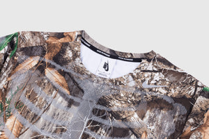 "NIKE MEN'S NRG SKELETON L/S T-SHIRT ""REALTREE CAMO"""