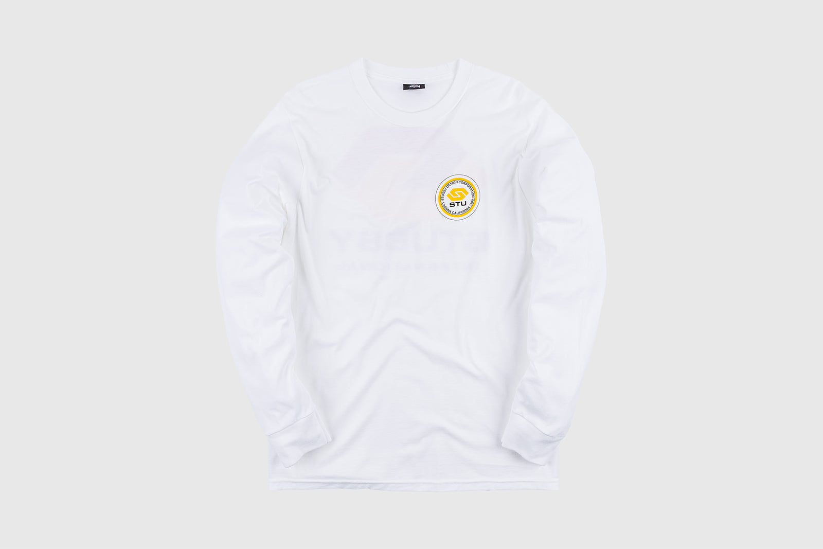STUSSY TRANSPORT L/S T-SHIRT