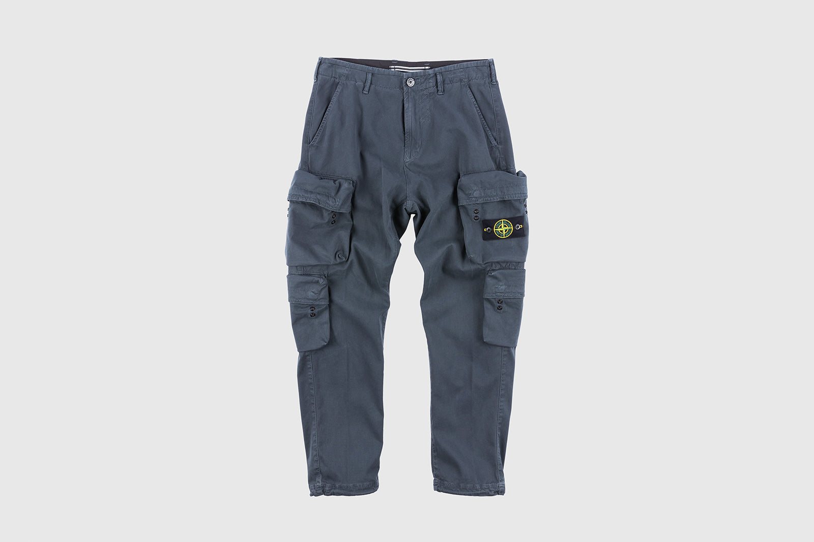 STONE ISLAND 30702 'OLD' DYE TREATMEANT CARGO TROUSERS