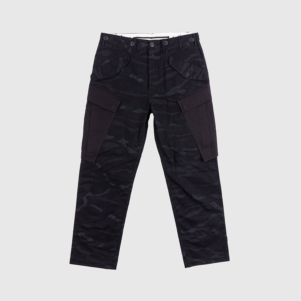 MAHARISHI MUTATED CARGO PANTS