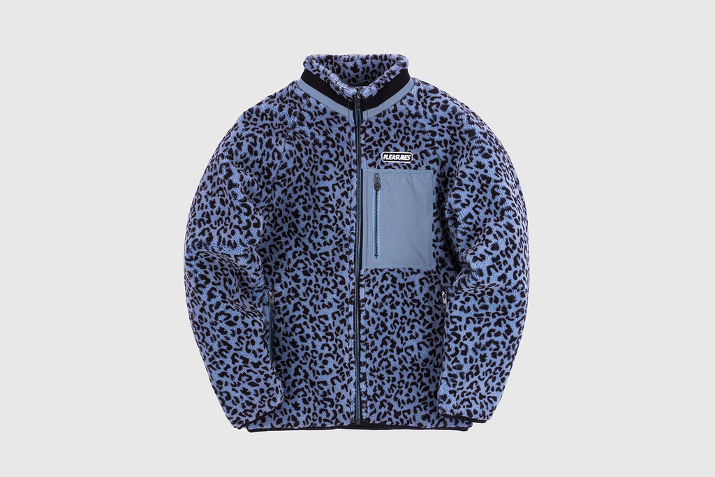 PLEASURES WILD SHERPA JACKET