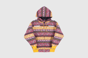PLEASURES PAISLEY HEAVY HOODY