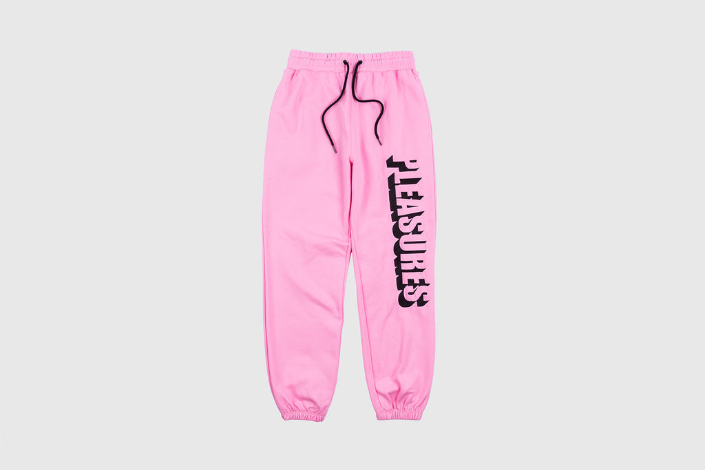 PLEASURES HARVARD EMB SWEATPANT