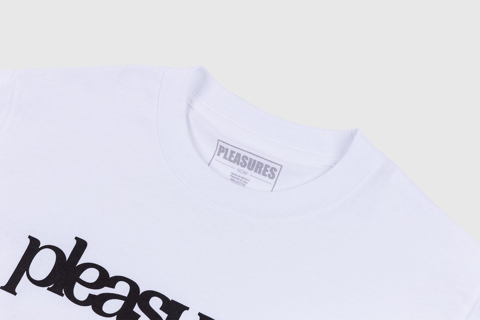 PLEASURES BALLS S/S T-SHIRT