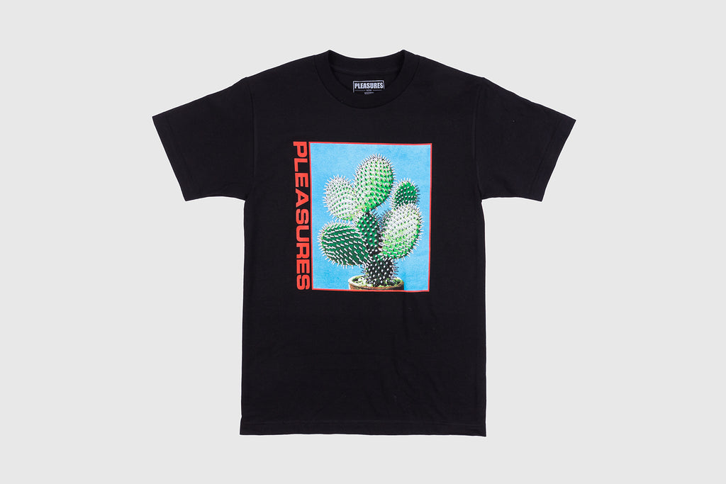 PLEASURES SPIKE S/S T-SHIRT