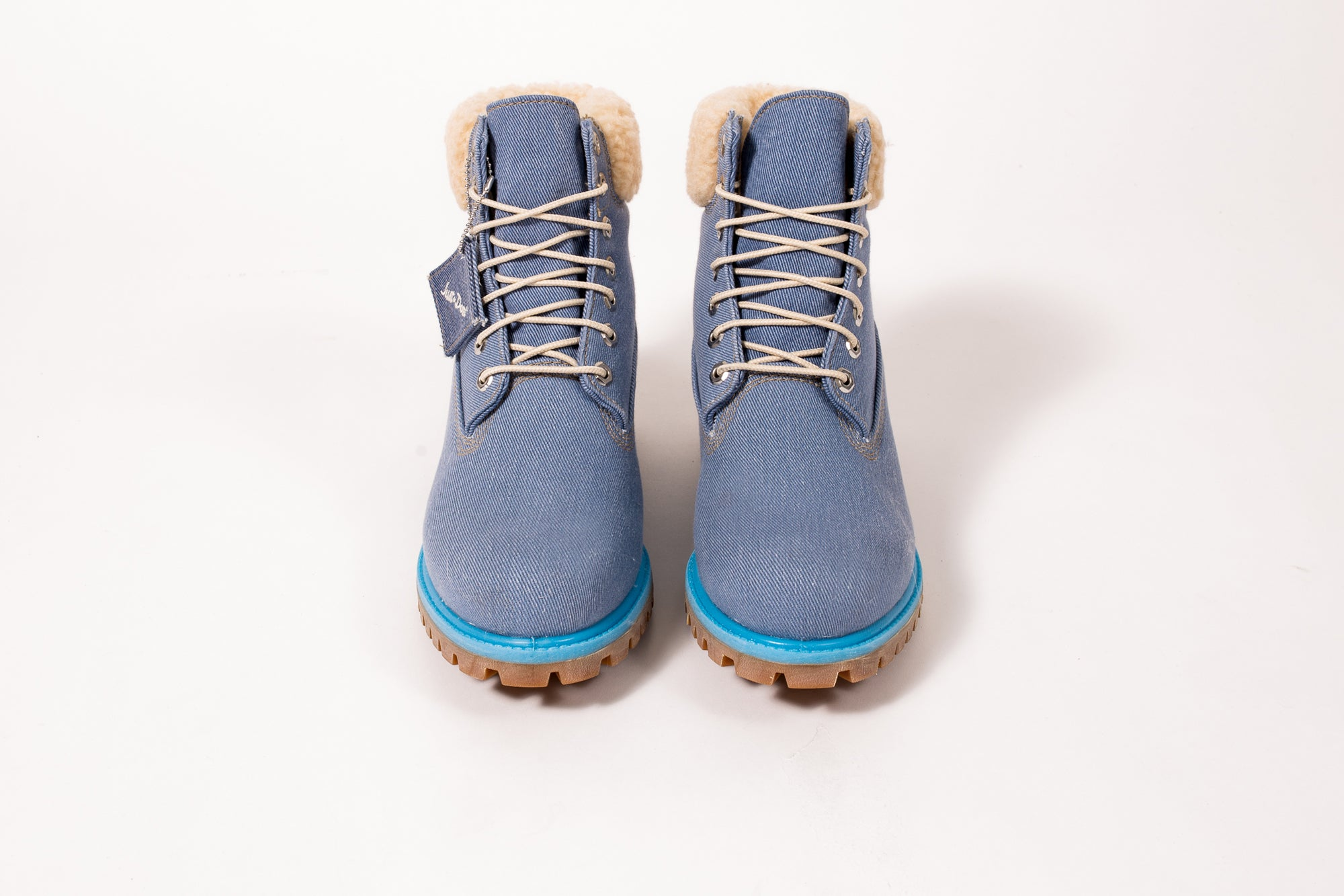 "TIMBERLAND PREMIUM 6IN WATERPROOF BOOT ""JUST DON"""