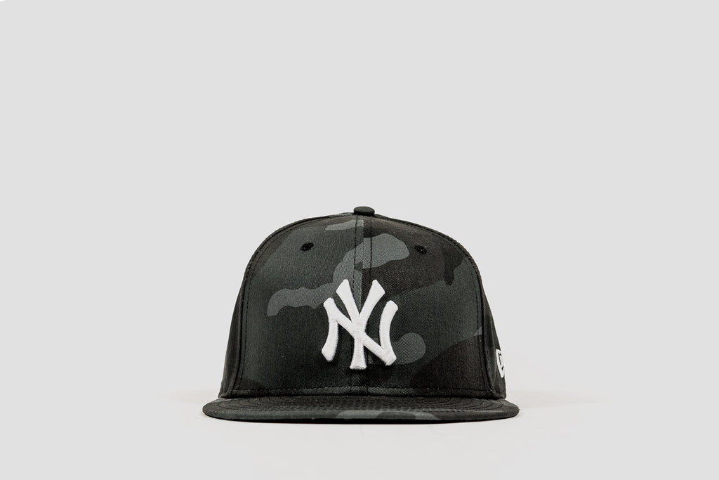 NEW ERA JAPAN 59FIFTY NEW YORK YANKEES 'MIDNIGHT CAMO'