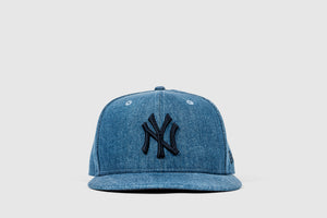 "NEW ERA JAPAN 59FIFTY NEW YORK YANKEES ""DENIM"""