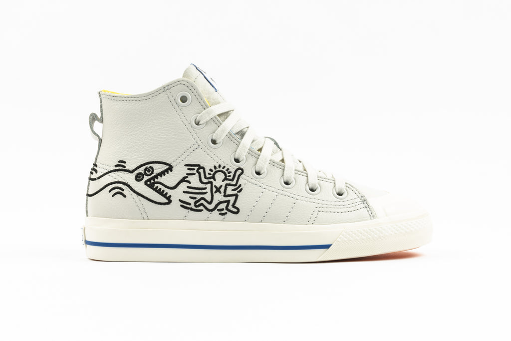 "ADIDAS ORIGINALS NIZZA RF ""KEITH HARING"""