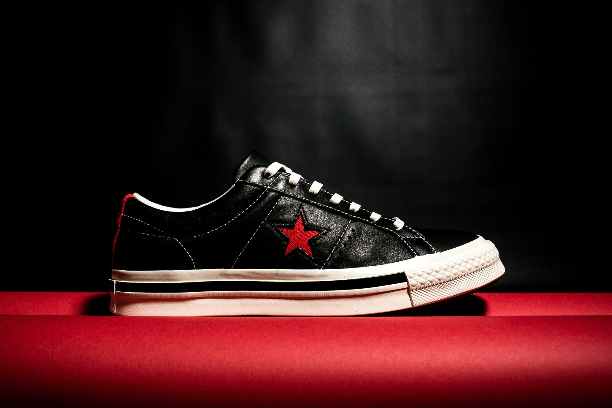 110ade089203 KASINA X CONVERSE ONE STAR OX – PACKER SHOES