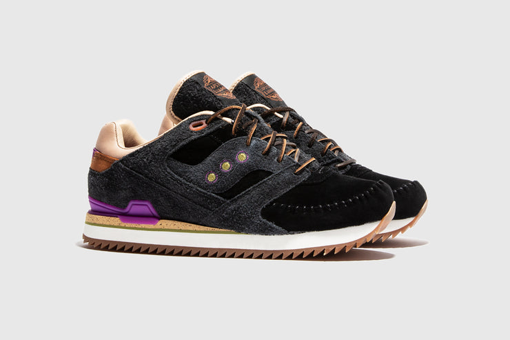 "SAUCONY COURAGEOUS MOC X LAPSTONE AND HAMMER ""TWO RIVERS"""