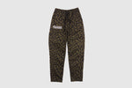 PLEASURES LEOPARD BEACH PANT