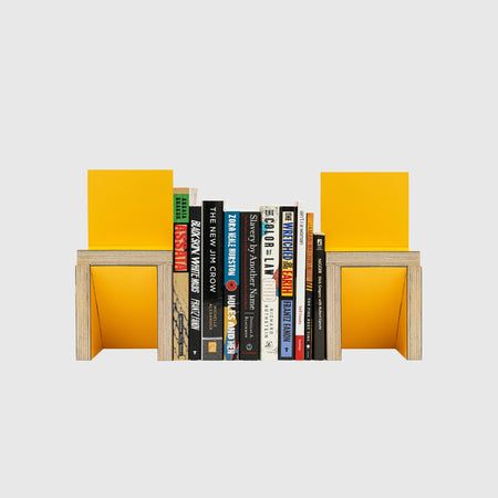 "LET'S DO BETTER ""TRUTH INCLUDED"" BOOKENDS SET"