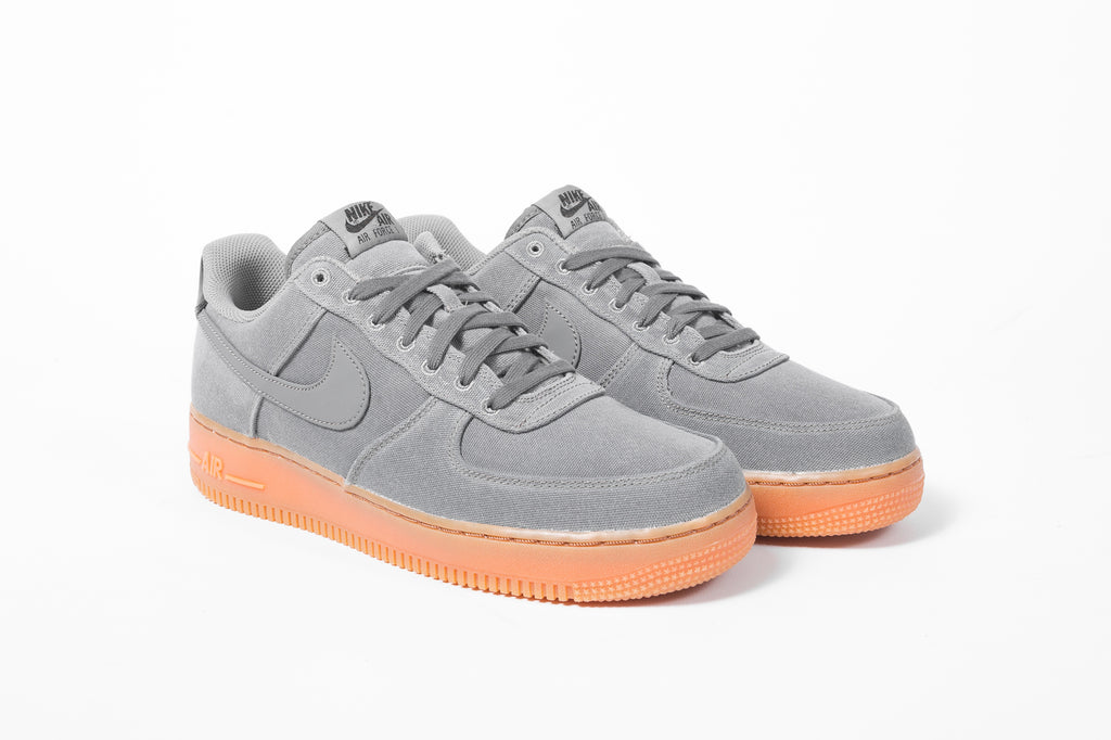 "NIKE AIR FORCE 1 '07 LV8 STYLE ""PEWTER CANVAS"""