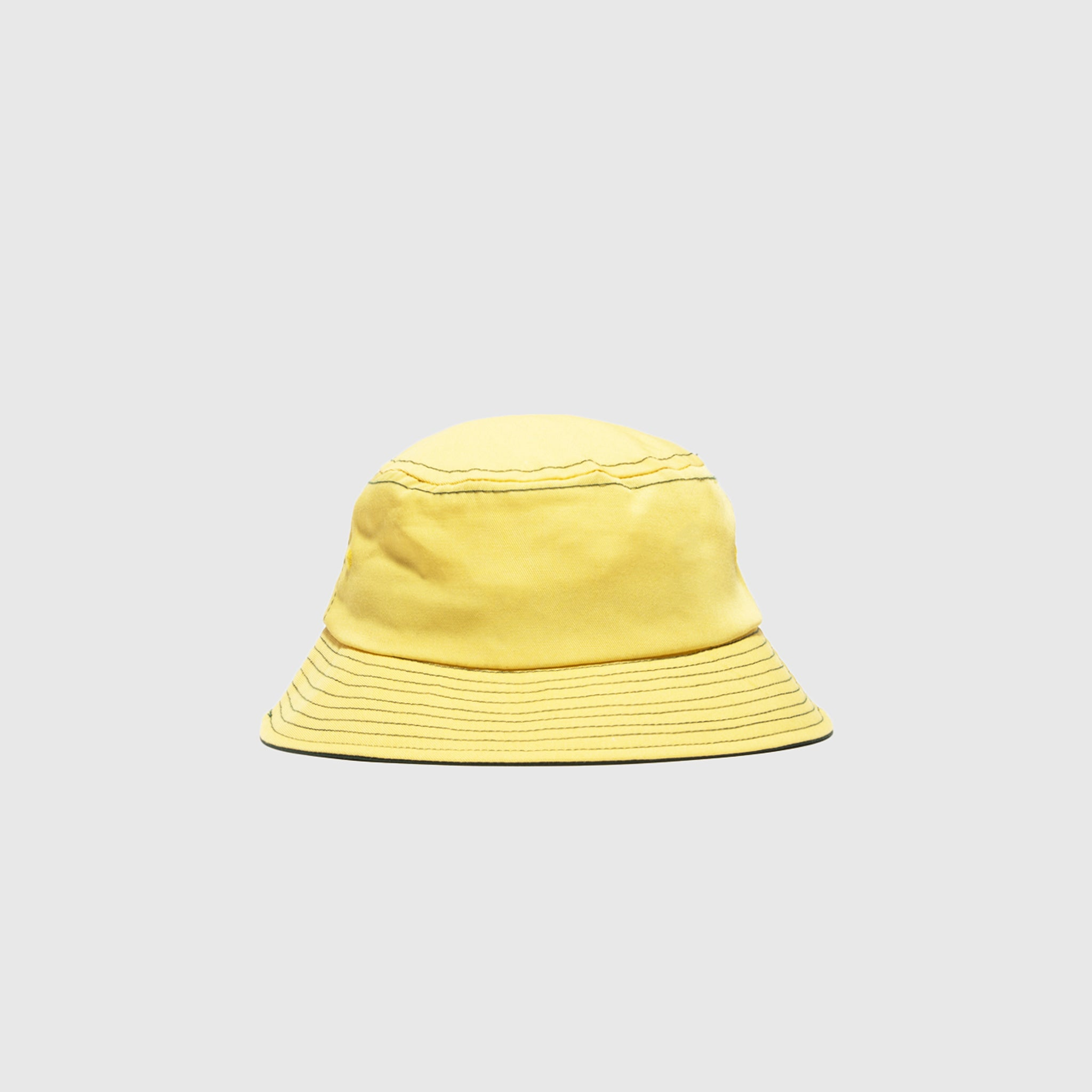 LITE YEAR CONTRAST STITCH BUCKET HAT