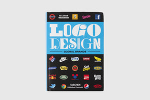 TASCHEN LOGO DESIGNS GLOBAL BRANDS