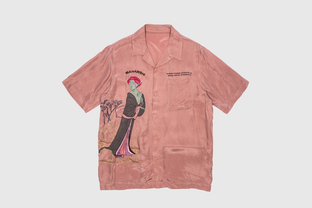 MAHARISHI SPACE GEISHA SUMMER SHIRT