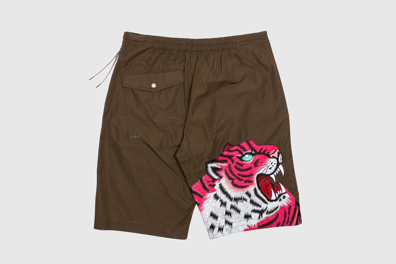 MAHARISHI TIGER INVASION SNO SHORTS