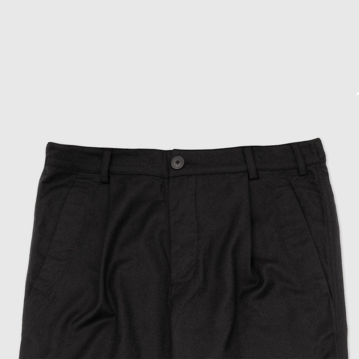 MAHARISHI WOOL DECK TROUSERS AUSTRALIAN VIRGIN WOOL