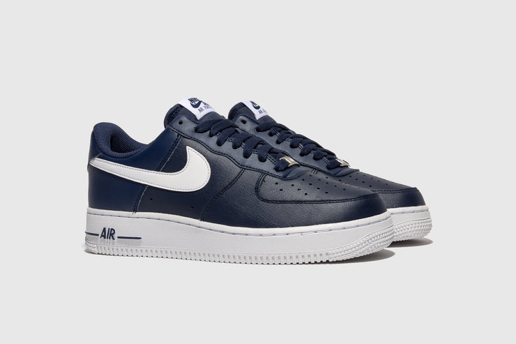 "NIKE AIR FORCE 1 '07 AN20 ""MIDNIGHT NAVY"""