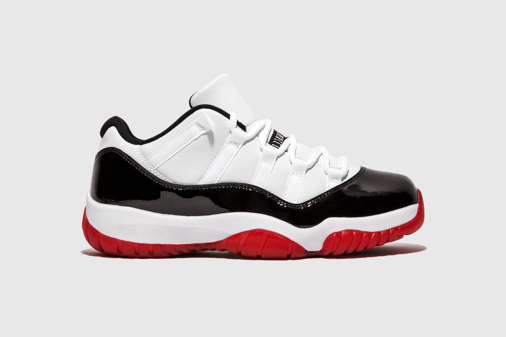 "AIR JORDAN 11 RETRO LOW ""CHICAGO"""