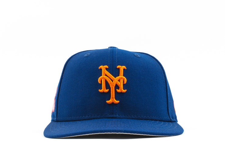 "NEW ERA 59FIFTY NEW YORK METS ""SWAROVSKI"" 1986 WS"