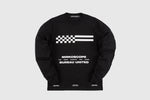 UNITED STANDARD MIRKOSCOPE FLAGS L/S T-SHIRT
