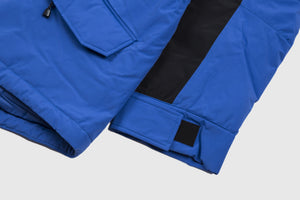 NAPA BY MARTINE ROSE BLUE SILVER EDITION EPOCH 1 JACKET