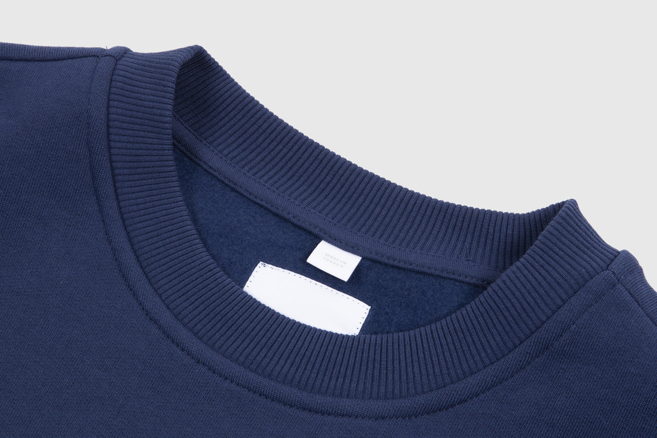NAPA BY MARTINE ROSE B-LAMONT CREWNECK SWEATSHIRT