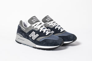 "NEW BALANCE M997NV ""MADE IN THE USA"""