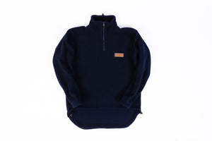 NAPA BY MARTINE ROSE T-NEVIS 1/4 ZIP POLAR FLEECE
